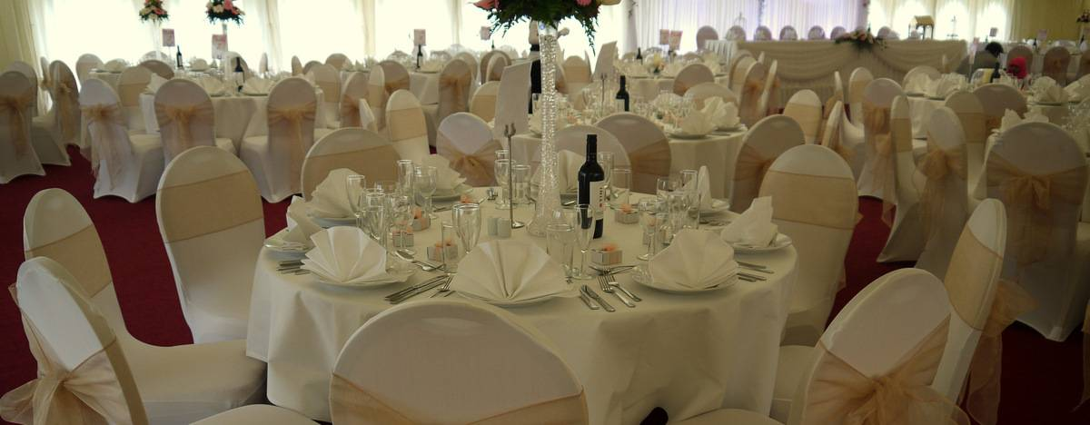 Marquee Weddings London